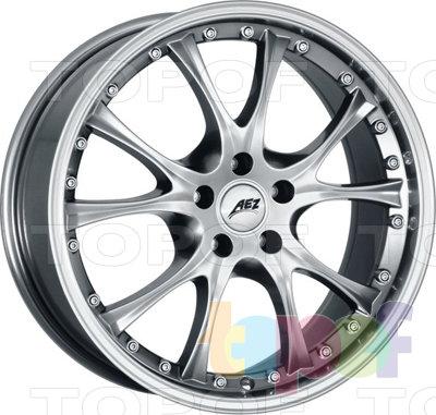 Колесные диски AEZ Bimo Evo. Изображение модели #1
