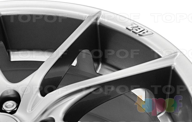 Колесные диски AEZ Bridge. Изображение модели #7