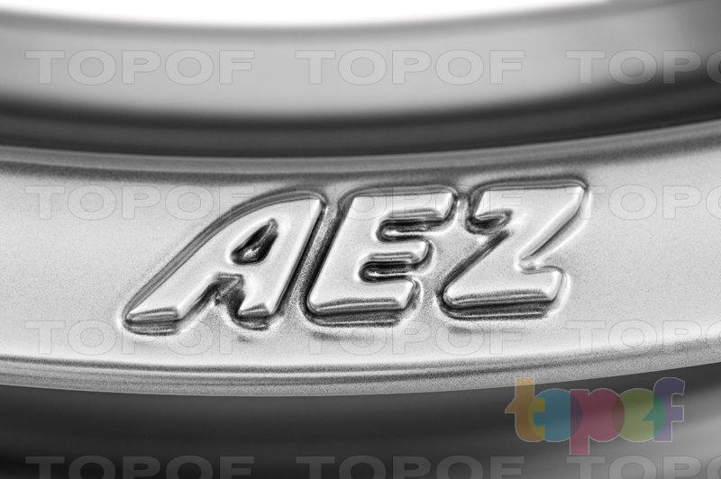 Колесные диски AEZ Bridge. Изображение модели #9