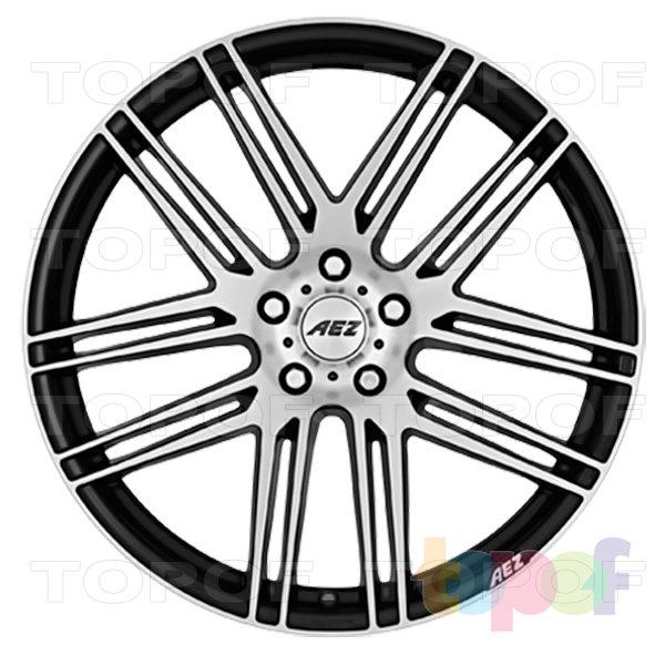 Колесные диски AEZ Cliff dark. Изображение модели #1