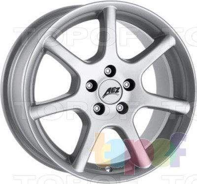 Колесные диски AEZ Ecco. Изображение модели #1