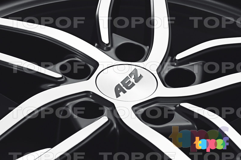 Колесные диски AEZ Genua. Изображение модели #1