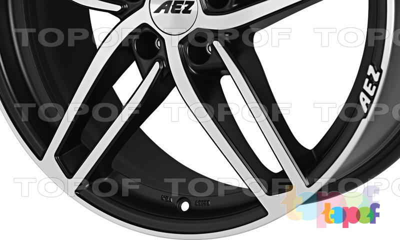 Колесные диски AEZ Genua. Изображение модели #3