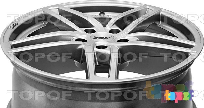 Колесные диски AEZ Genua. Изображение модели #4