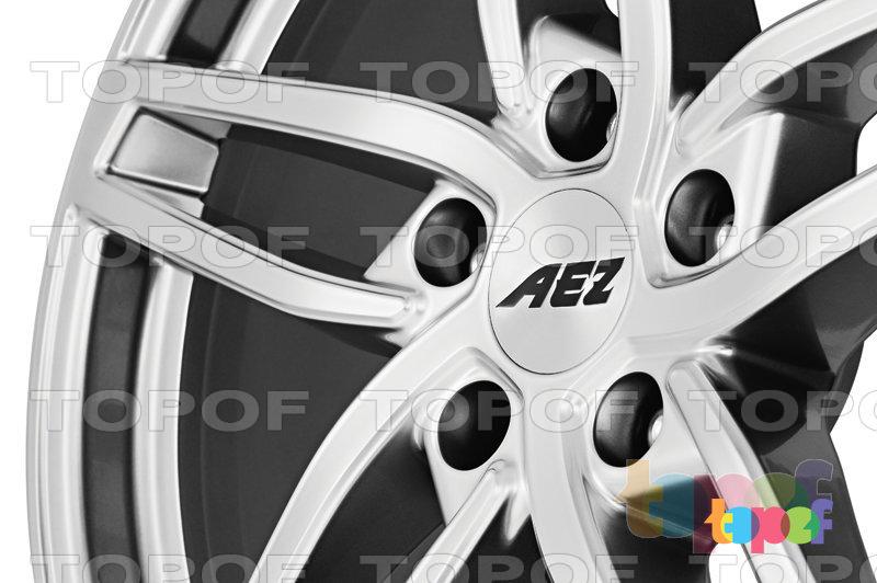 Колесные диски AEZ Genua. Изображение модели #6
