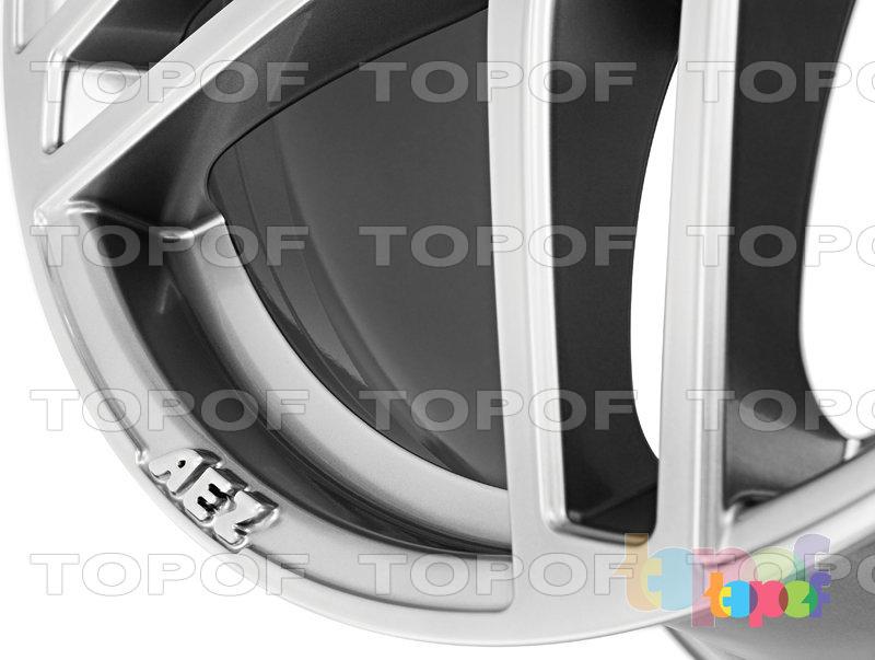 Колесные диски AEZ Genua. Изображение модели #7