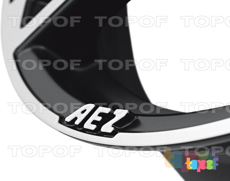 Колесные диски AEZ Genua. Изображение модели #8