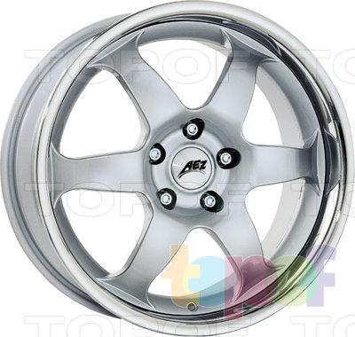 Колесные диски AEZ Icon X. Изображение модели #1