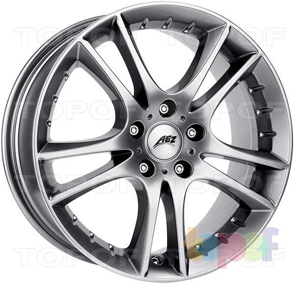 Колесные диски AEZ Intenso. Изображение модели #1