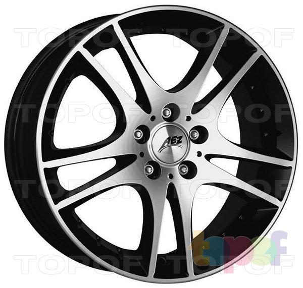 Колесные диски AEZ Intenso. Изображение модели #2
