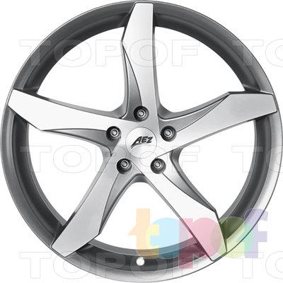 Колесные диски AEZ Lascar. Изображение модели #2