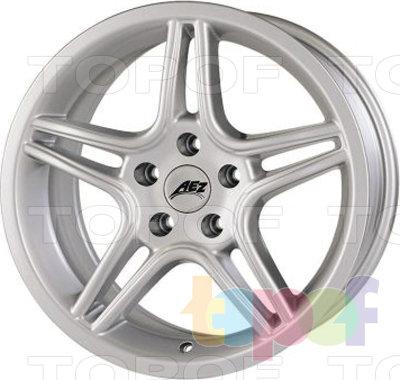 Колесные диски AEZ Miro. Изображение модели #1