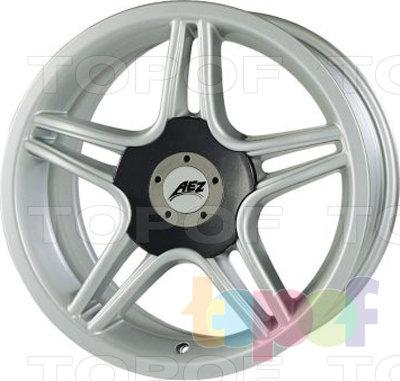 Колесные диски AEZ Miro. Изображение модели #2