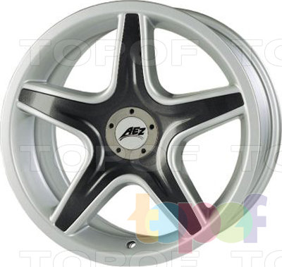 Колесные диски AEZ Miro. Изображение модели #3
