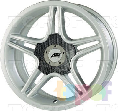 Колесные диски AEZ Miro. Изображение модели #4