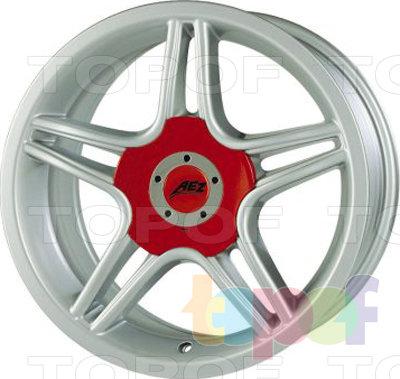 Колесные диски AEZ Miro. Изображение модели #6