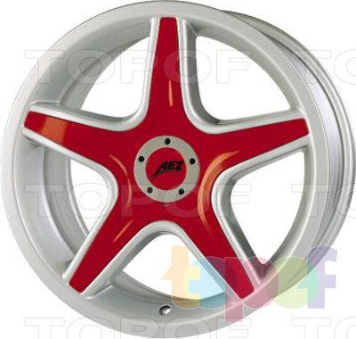 Колесные диски AEZ Miro. Изображение модели #7