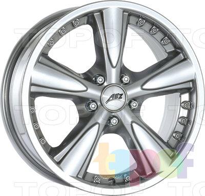 Колесные диски AEZ Olymp 1. Изображение модели #1