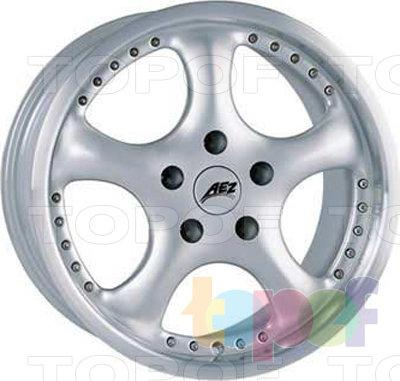 Колесные диски AEZ Paron. Изображение модели #1