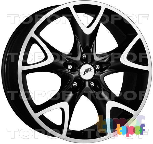 Колесные диски AEZ Phoenix. Изображение модели #2