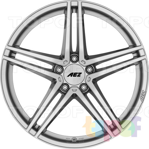 Колесные диски AEZ Portofino. Изображение модели #2