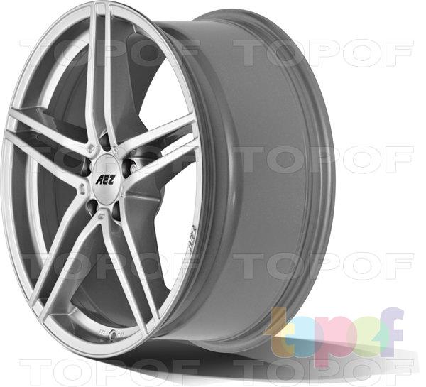 Колесные диски AEZ Portofino. Изображение модели #3