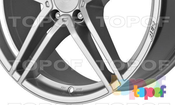 Колесные диски AEZ Portofino. Изображение модели #4