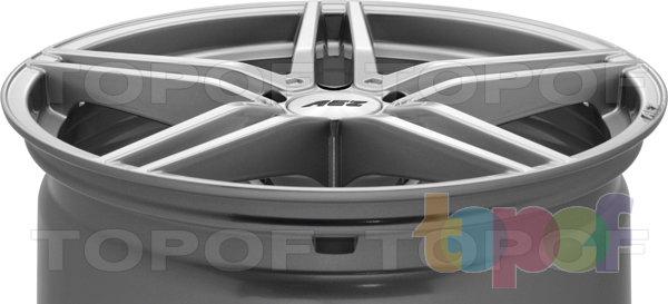 Колесные диски AEZ Portofino. Изображение модели #5
