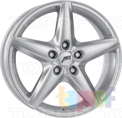 Колесные диски AEZ Raver. Изображение модели #1