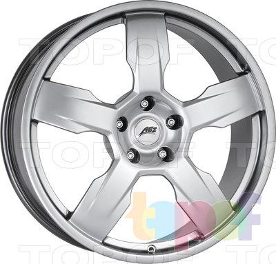 Колесные диски AEZ Sotara. Изображение модели #1