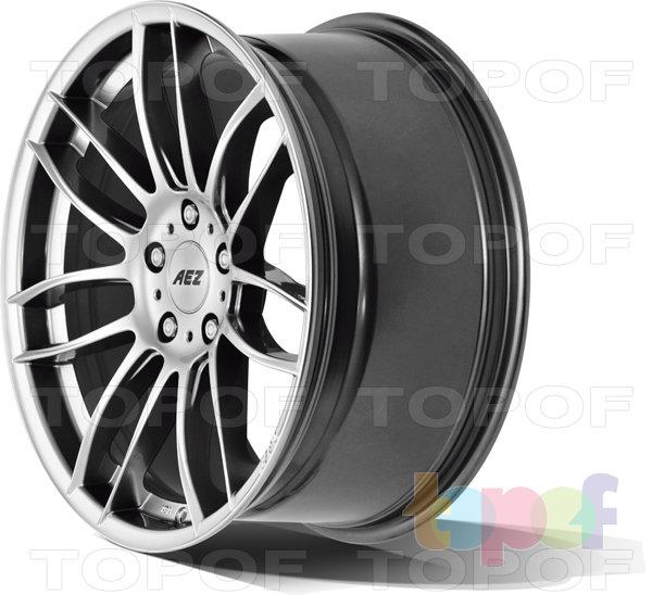 Колесные диски AEZ Sydney. Изображение модели #3