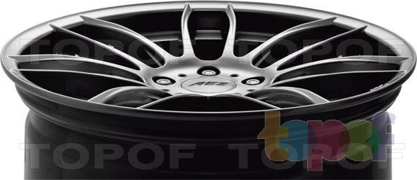 Колесные диски AEZ Sydney. Изображение модели #4