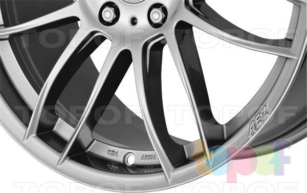 Колесные диски AEZ Sydney. Изображение модели #5