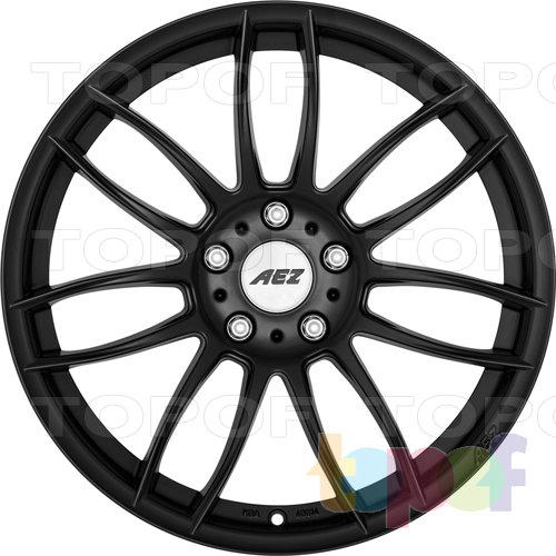 Колесные диски AEZ Sydney dark. Изображение модели #2
