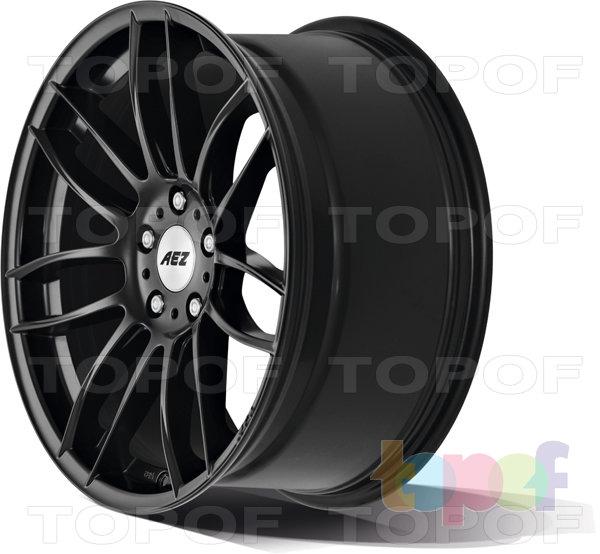 Колесные диски AEZ Sydney dark. Изображение модели #3