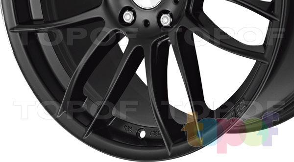 Колесные диски AEZ Sydney dark. Изображение модели #4