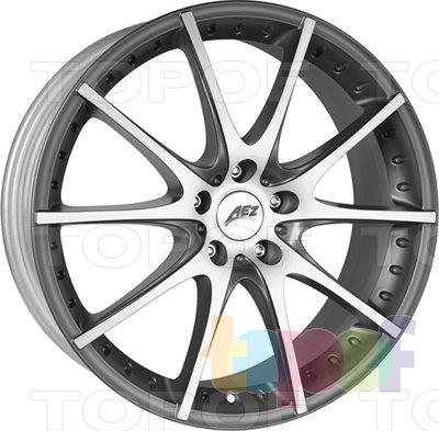 Колесные диски AEZ Tidore (темный)