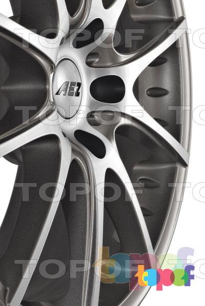 Колесные диски AEZ Tidore (темный). Изображение модели #3