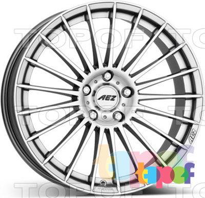 Колесные диски AEZ Valencia. Изображение модели #1