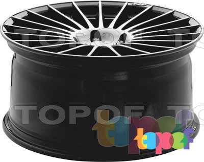 Колесные диски AEZ Valencia. Valencia dark (темный)