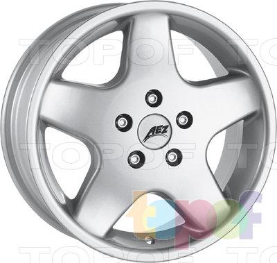 Колесные диски AEZ Vantage. Изображение модели #1
