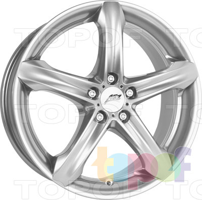 Колесные диски AEZ Yacht. Изображение модели #1