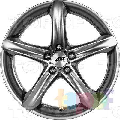 Колесные диски AEZ Yacht. Изображение модели #2
