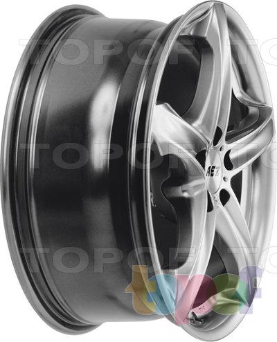 Колесные диски AEZ Yacht. Изображение модели #5