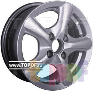 Колесные диски Aitl 511. Изображение модели #1