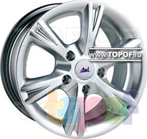 Колесные диски Aitl 609. Изображение модели #1