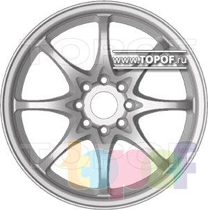 Колесные диски Aitl 802. Изображение модели #1