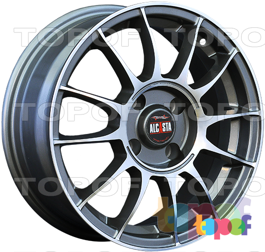 Колесные диски Alcasta M01. Изображение модели #2