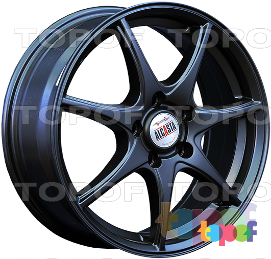 Колесные диски Alcasta M03. Изображение модели #2