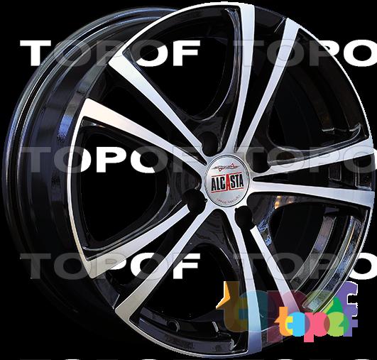 Колесные диски Alcasta M05. Изображение модели #2
